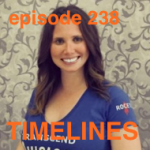 Heather Wilde and Bill Conrad on Timelines